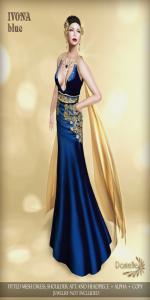 DANIELLE Ivona Blue