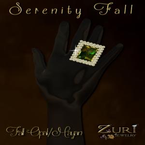 Serenity Ring-Fall Opal-Mayan