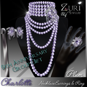 Charlotte Plum Collection-9th Anniversary Zuri Group Gift