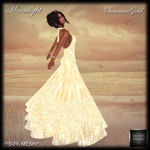 SAS - Moonlight SummerGold (Excl. Zuri)